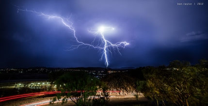 Mount Isa Electrical Storm