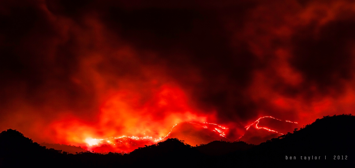 Mount Isa Fires 2