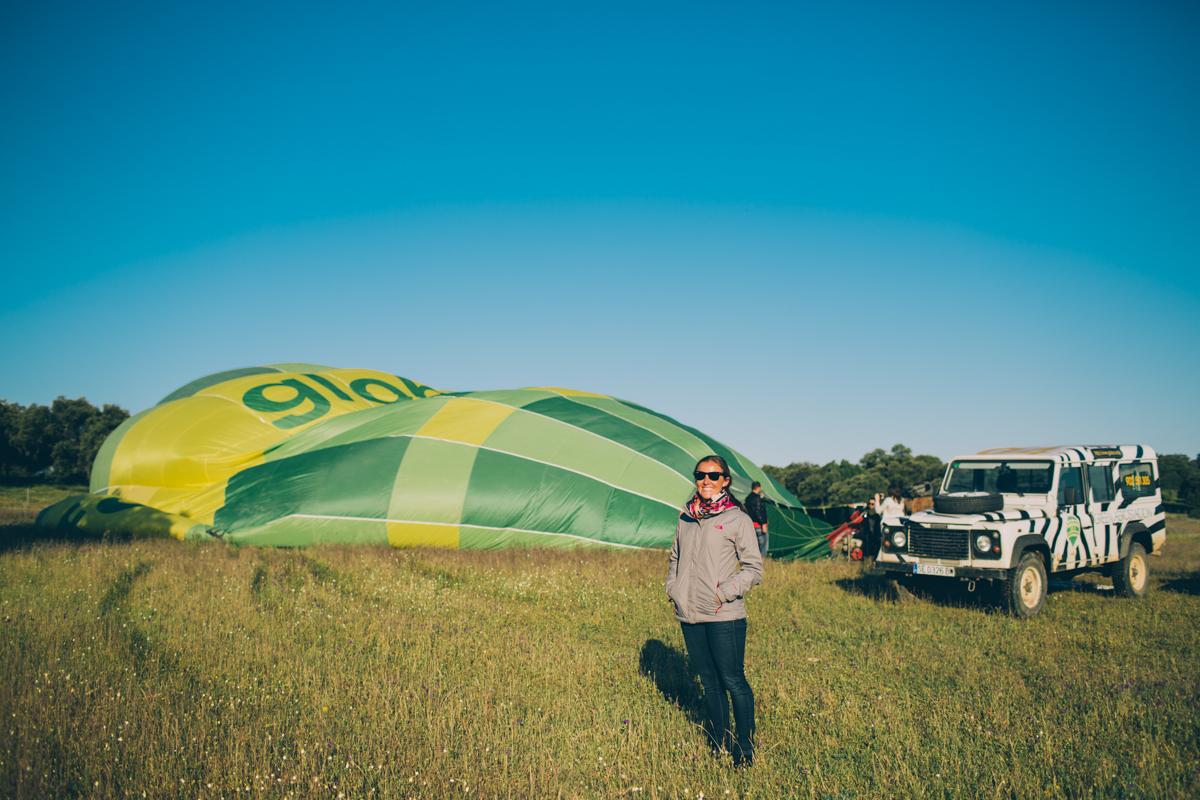Hot air ballooning Seville-7