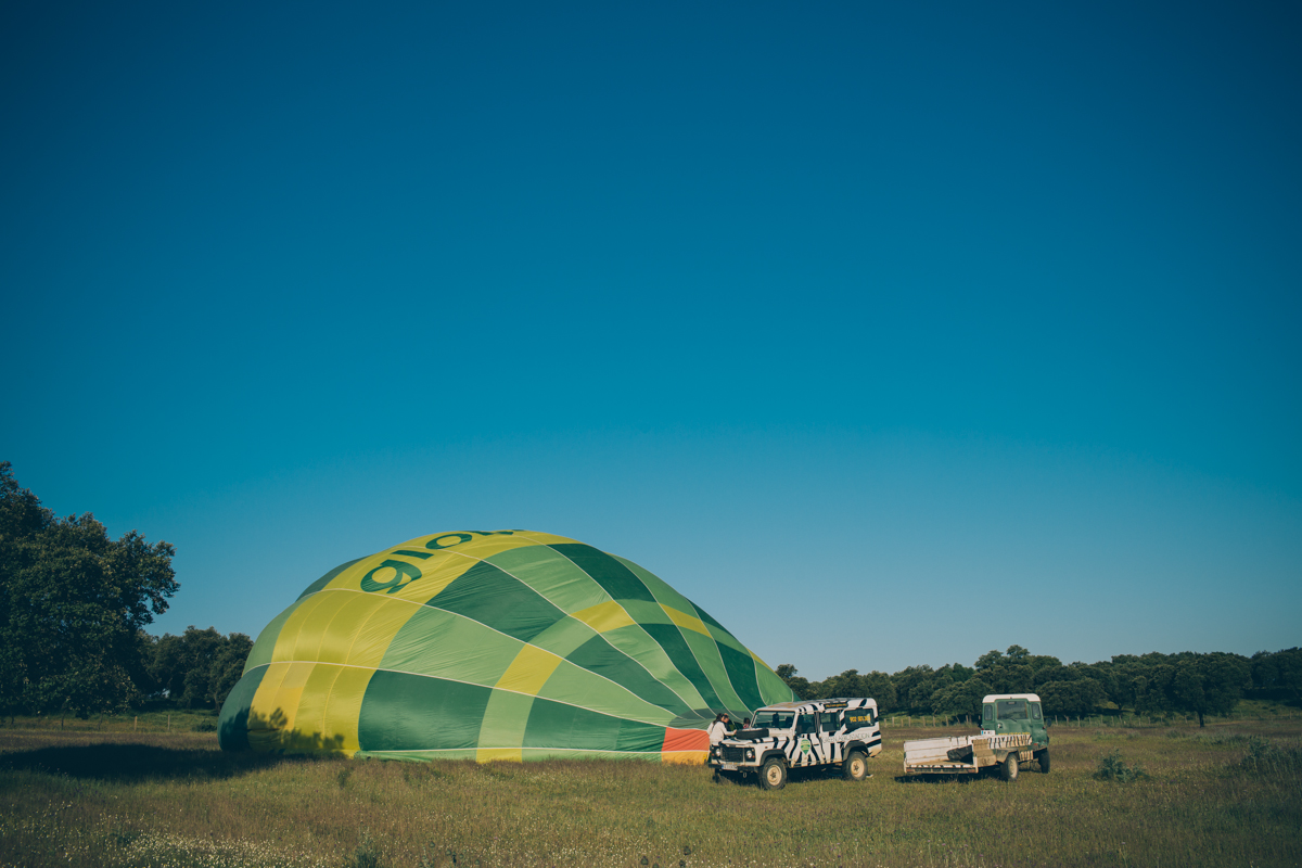 Hot air ballooning Seville-9