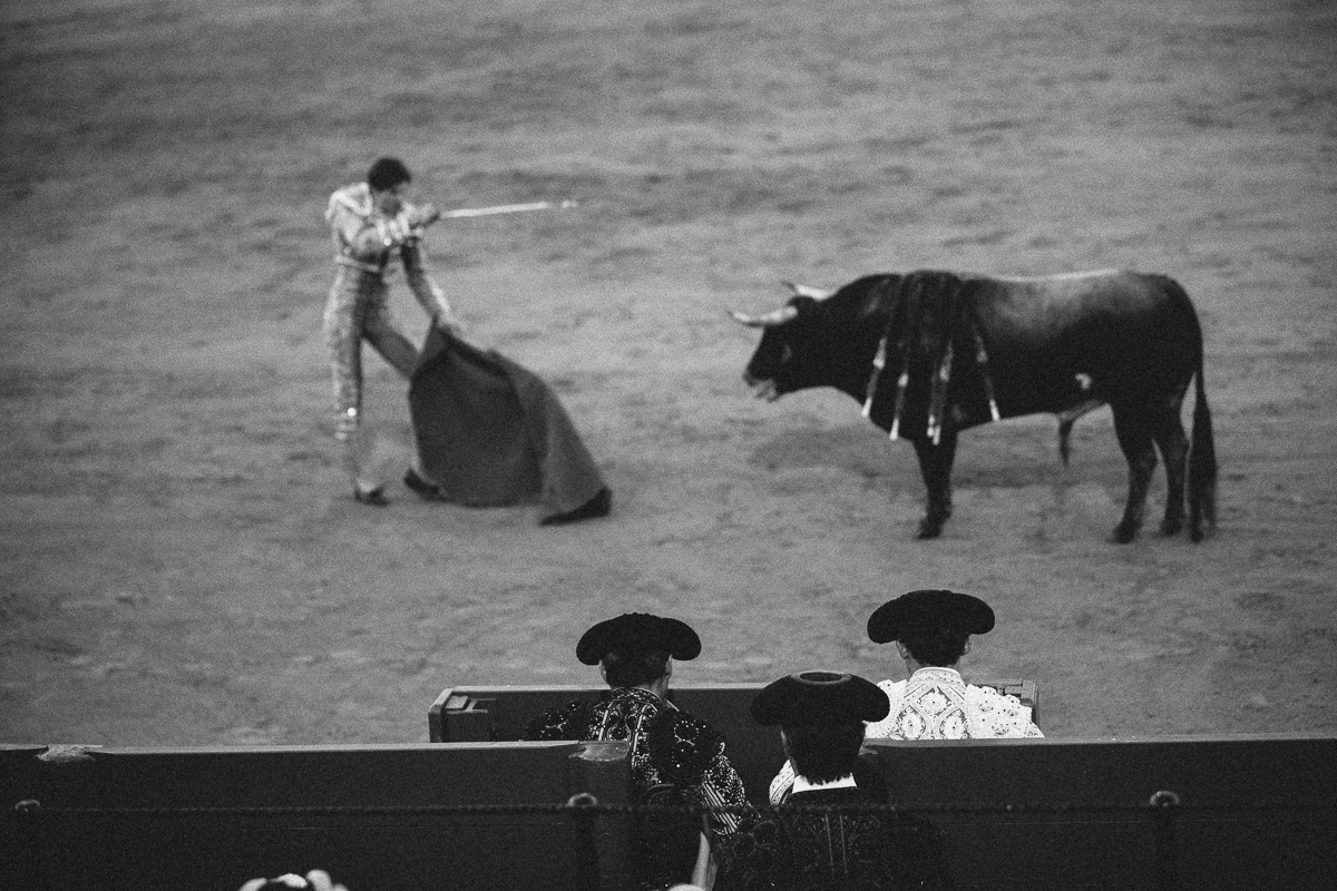 Seville Bull Fighting-23